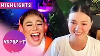 Angelica Panganiban on working with Coco Martin  | Hotspot 2021 Episode Highlights