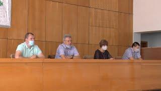Оперативна нарада з питань адміністративного управління містом 03.08.2020