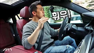 [모트라인] 껍데기만 다른차라고? 웃기지 마라!! BMW X6 하이텐션 시승기