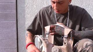 how to attach a hydration pack to a Molle II FLC Military Issue Tactical Vest/easy mods..