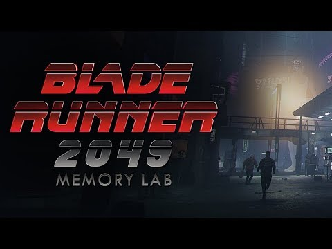 Blade Runner 2049: Memory Lab Trailer
