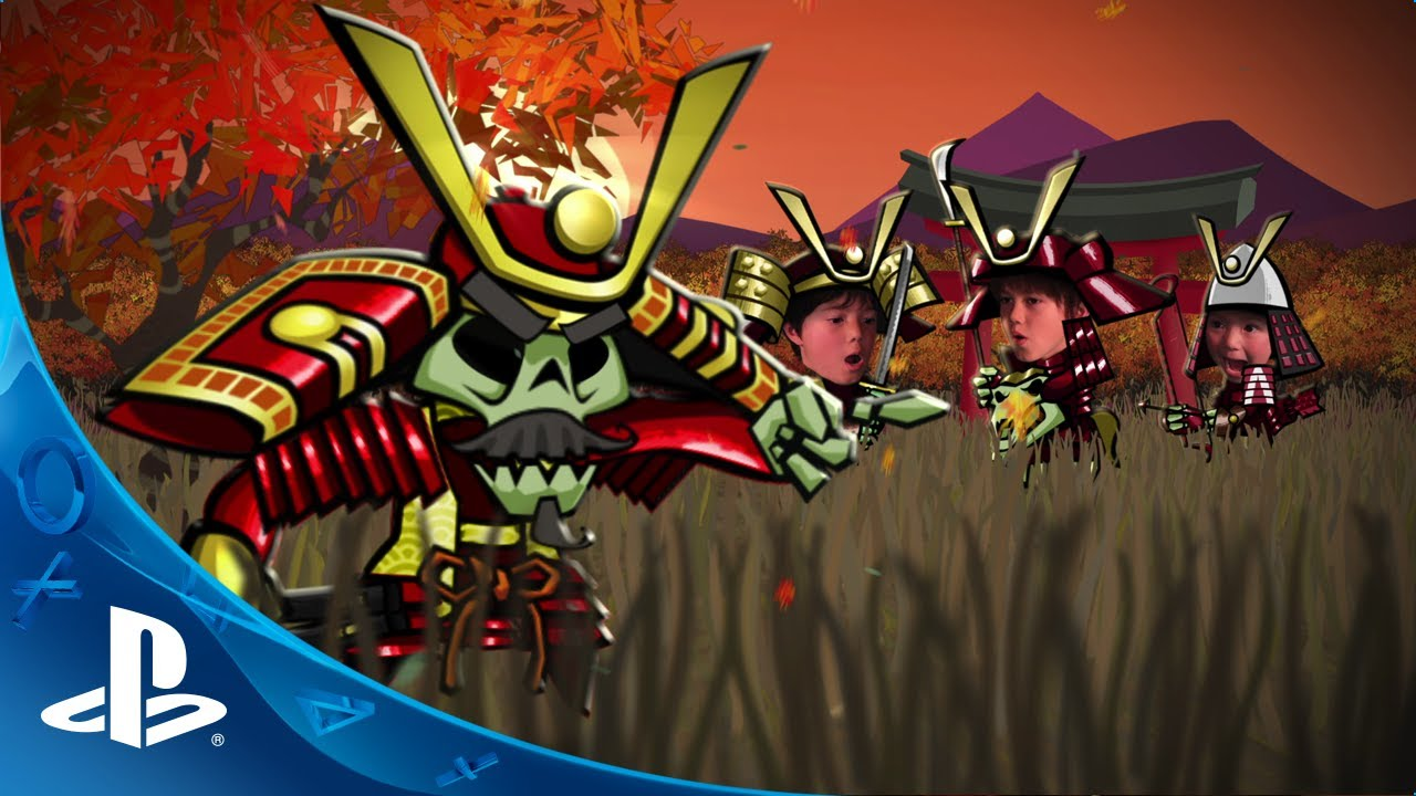Skulls of the Shogun: Bone-A-Fide Edition Rolling to PS4