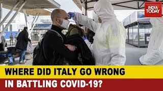 Decoded: Italy's Wait-And-Watch Game In Battling COVID-19 Proved To Be A Disaster