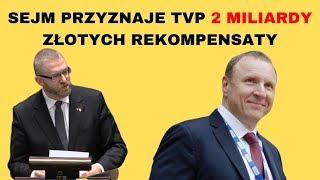 Kurski dostanie 2 miliardy złotych przez błąd opozycji