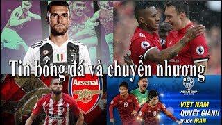 Tin bóng đá | Chuyển nhượng | 11/01/2019 | MU khó mua Koulibaly | Ramsey đến Juventus | Real khóa sổ