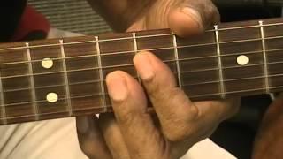 James Brown Style R&B Chords Funk Secrets #1 Sex Machine Style Guitar Lesson