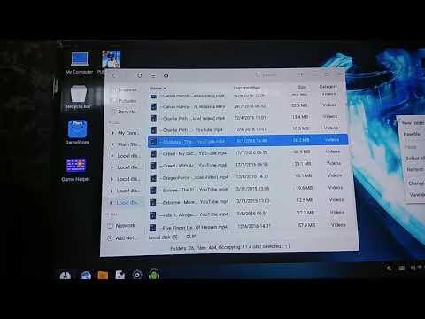 Sound Problem PHOENIX OS.. gak ada suaranya.. kabel hdmi output luar