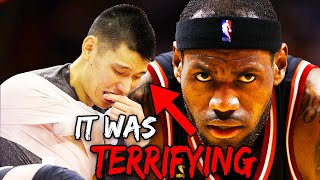 The Time LINSANITY TOOK OVER The NBA.. The UNTOLD TRUTH ft( Lebron James,Jeremy Lin, Melo, Warriors)