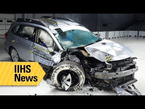 IIHS launches new passenger-side crash test – IIHS News