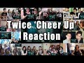 "TWICE ""CHEER UP"" M/V ""Reaction Mashup"