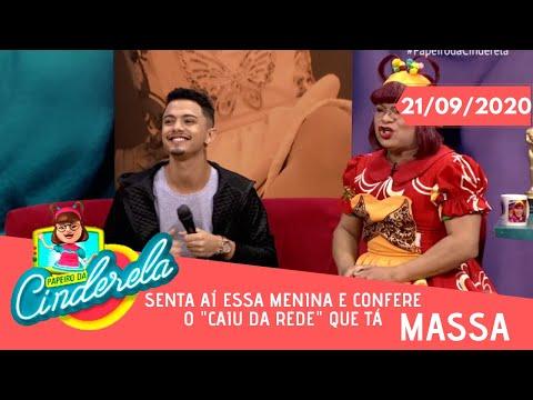 PAPEIRO DA CINDERELA - Exibido segunda-feira 21/09/2020