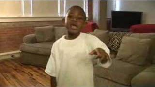 "Tupac honored by Bentley Green :: ""Hey Mama"" (6 yr. old Kid Rapper / Actor)"