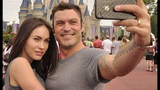 Megan Fox and Brian Austin Green 2018★Меган Фокс и Брайан Остин Грин 2018