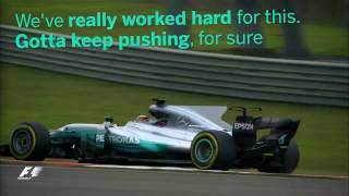 2017 Chinese Grand Prix: Best Of Team Radio