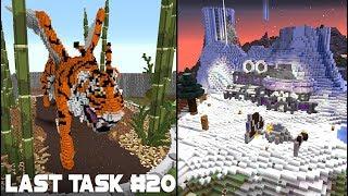 Last Task #20 - Обход Сервера! Постройки Игроков за ПОЛГОДА!!