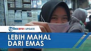 Harga Masker di Indonesia yang Tak Masuk Akal Disoroti Media Asing, Disebut Lebih Mahal dari Emas
