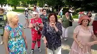 Танцы На Приморском Бульваре - Севастополь - 16.06.18 - Певец Сергей Соков