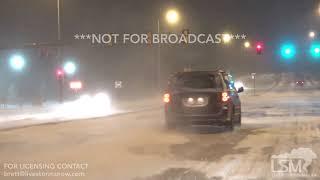 01-21-19 Rapid City, SD - Blowing Snow and Hazardous Travel