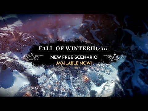 "Frostpunk | Dev Diary - ""The Fall of Winterhome"" (Free DLC) thumbnail"