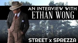 How To Build A Classic Mens Style Wardrobe On A Budget | Interview With Ethan Wong