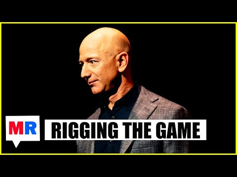 How Amazon Rigged The Game