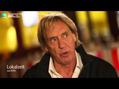 Video Klappstuhl Der lange Tünn Lokalzeit aus Köln vom 03 06 1