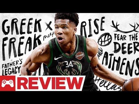 b7141151fbdb Google News - NBA 2K19 Switch Review - Overview