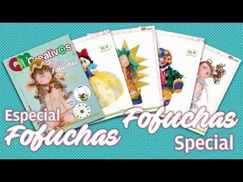 QMCreativ@s Nº 07  Fofuchas  Magazine