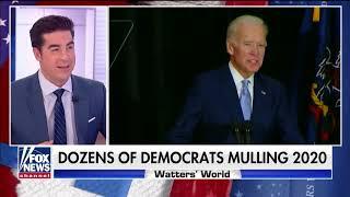 Who will the Democrats run in 2020 Fox News