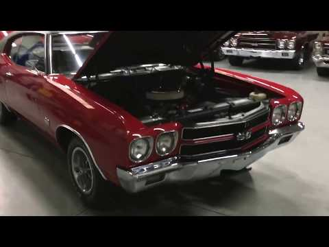 Video of 1970 Chevrolet Chevelle SS - $54,900.00 - MO3N