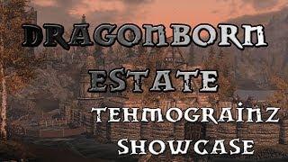 Skyrim Mod Showcases: Dragonborn Estate