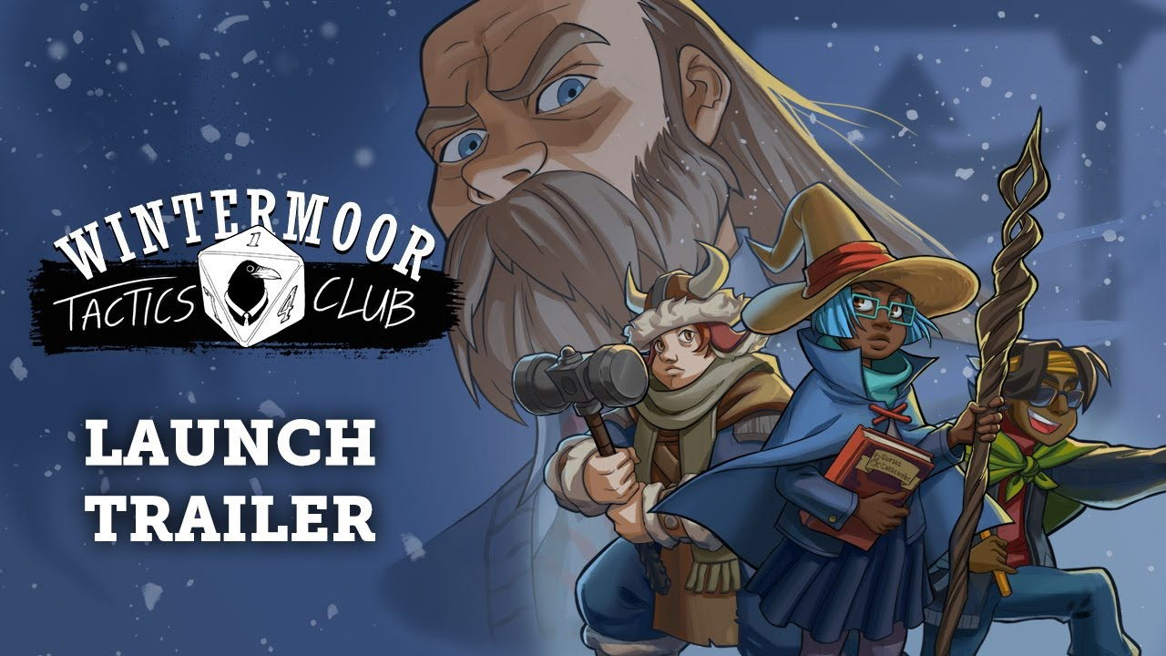 Трейлер игры Wintermoor Tactics Club