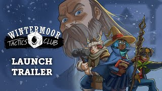 Wintermoor Tactics Club Official Soundtrack