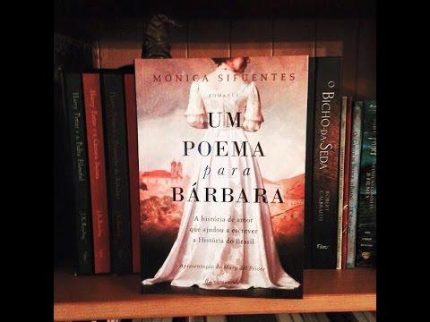 Resenha - Um Poema para Bárbara de Monica Sifuentes