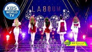 LABOUM - Turn It On | 라붐 - 불을켜 [Music Bank / 2019.01.04]