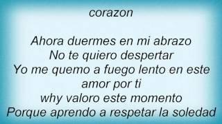 Luis Fonsi - Me Lo Dijo El Silencio Lyrics