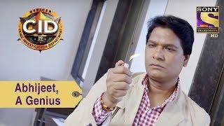 Your Favorite Character | Abhijeet, A Genius | CID