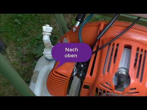 Wüma Wühlmausvergaser die effektive Wühlmausbekämpfung und umweltfreundliche Vernichtung