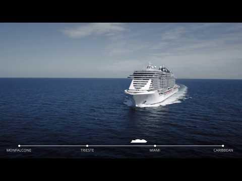 MSC Cruises - Introducing Seaside!