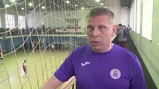 В Доме спорта прошел турнир по мини-футболу на Кубок главы города 