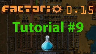 Factorio Tutorial #9   Blue Science Packs (science Pack 3)