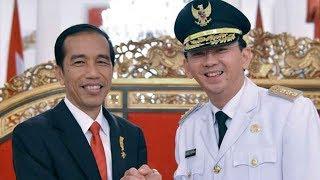 Jokowi Ulang Tahun ke-57, Ahok: Semoga Dikaruniai Keberanian dan Ketulusan Jaga NKRI