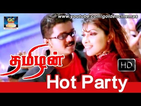 Hot Party Son HD  | Thamizhan Movie HD | Goldencinema