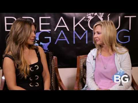 Jennifer Harman Interviews w/ BreakoutGaming at the WSOP
