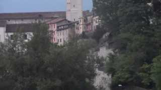 preview picture of video 'Borgo Piave a  Belluno'