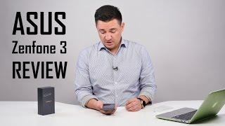 UNBOXING & REVIEW - ASUS Zenfone 3 - Bun? Buuuuun!