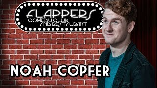 Noah Copfer on being the timid one in the relationship
