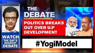 9 Months For Polls: Yogi's UP Report Card Gets The Spotlight   The Debate With Arnab Goswami