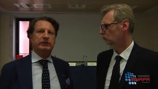 """Workshop ANAPA Rete ImpresAgenzia""""La tutela degli Agenti"""" - Intervista al Presidente Nazionale Vince"""