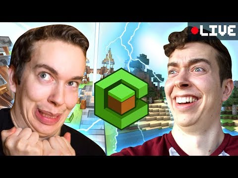 After 1,858 Days... ITS BACK! (The Cube SMP LIVE)